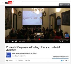 FOTO VIDEO PRESENTACIÓN