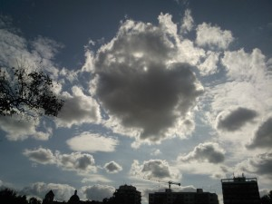 4 Nube o corazón