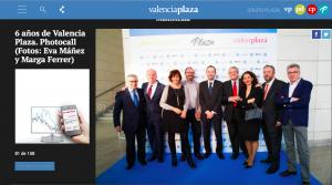 valencia plaza 6 aniversario